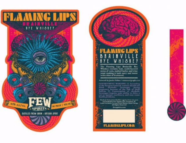 flaming lips - whiskey