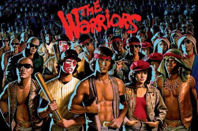 Resultado de imagen de the warriors