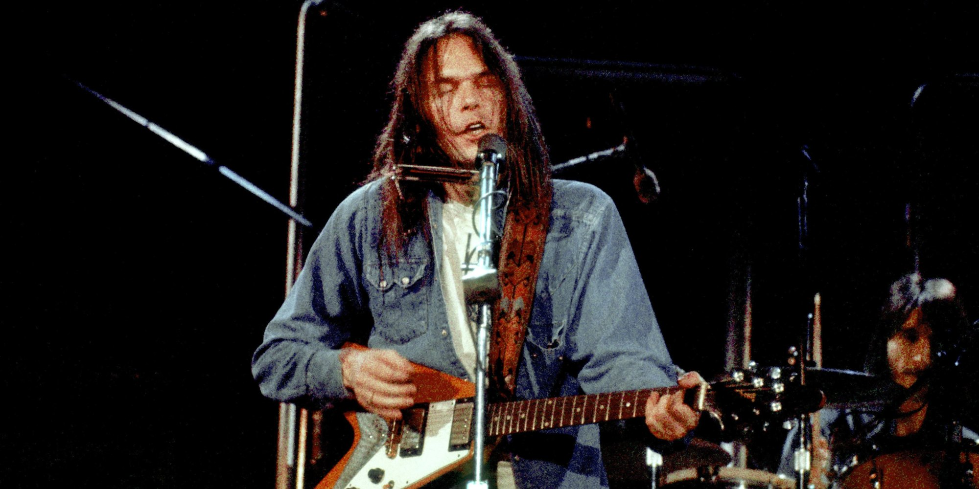 Neil Young and Crazy Horse Rotterdam 2001