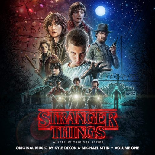 stranger things - ost
