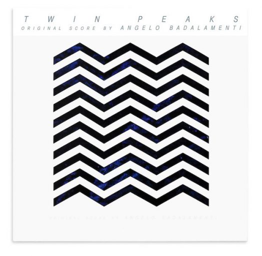 twin peaks - cover
