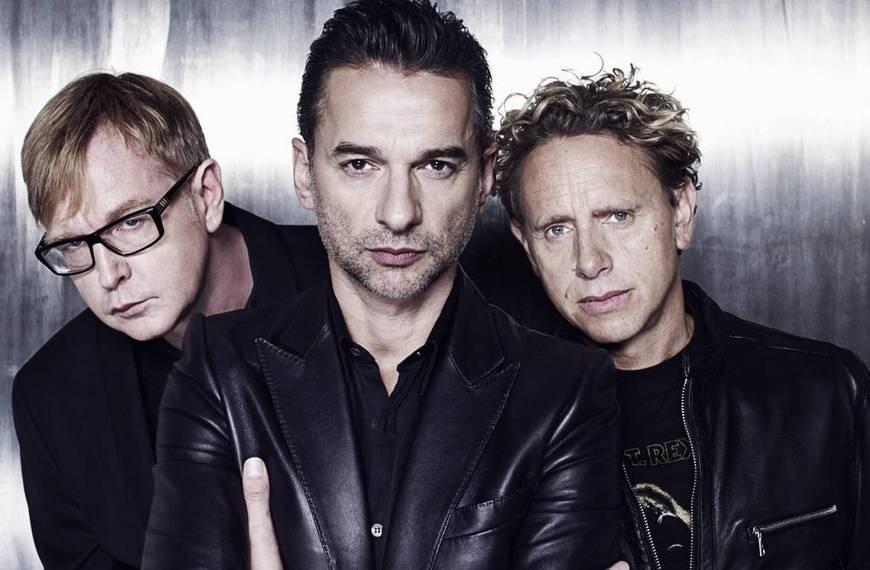 Depeche Mode vuelve con nuevo disco y gira mundial