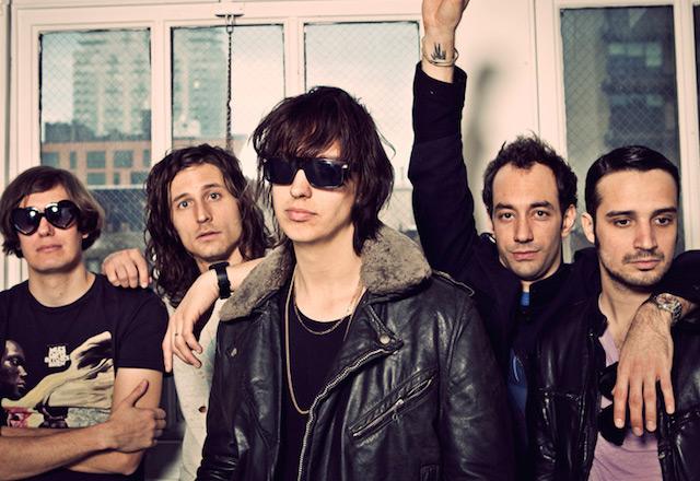 Rockeros trabajando: The Strokes prepara nuevo disco