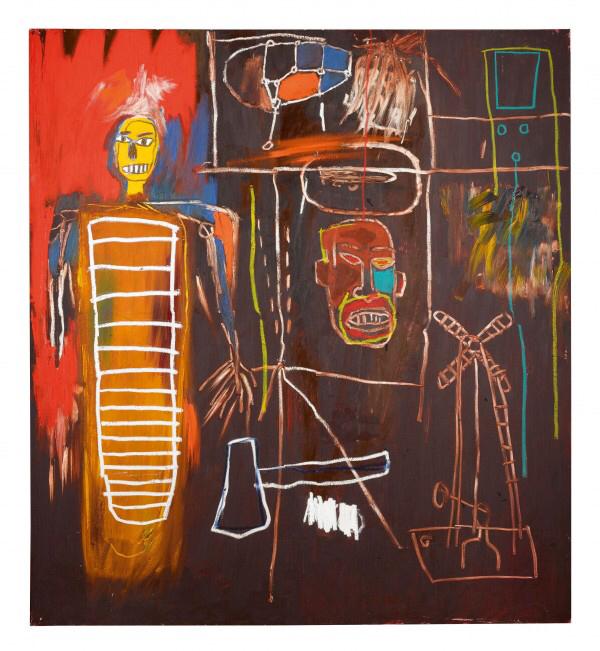 """Basquiat - """"Air Power"""""""