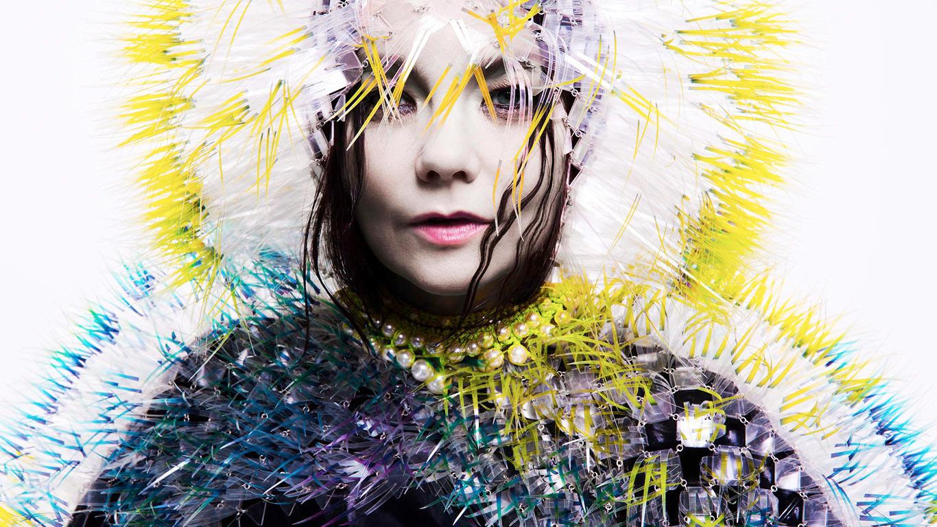 Björk anunció su nueva canción