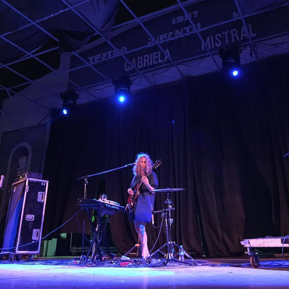 Juana Molina - Gentileza de Musik+arte