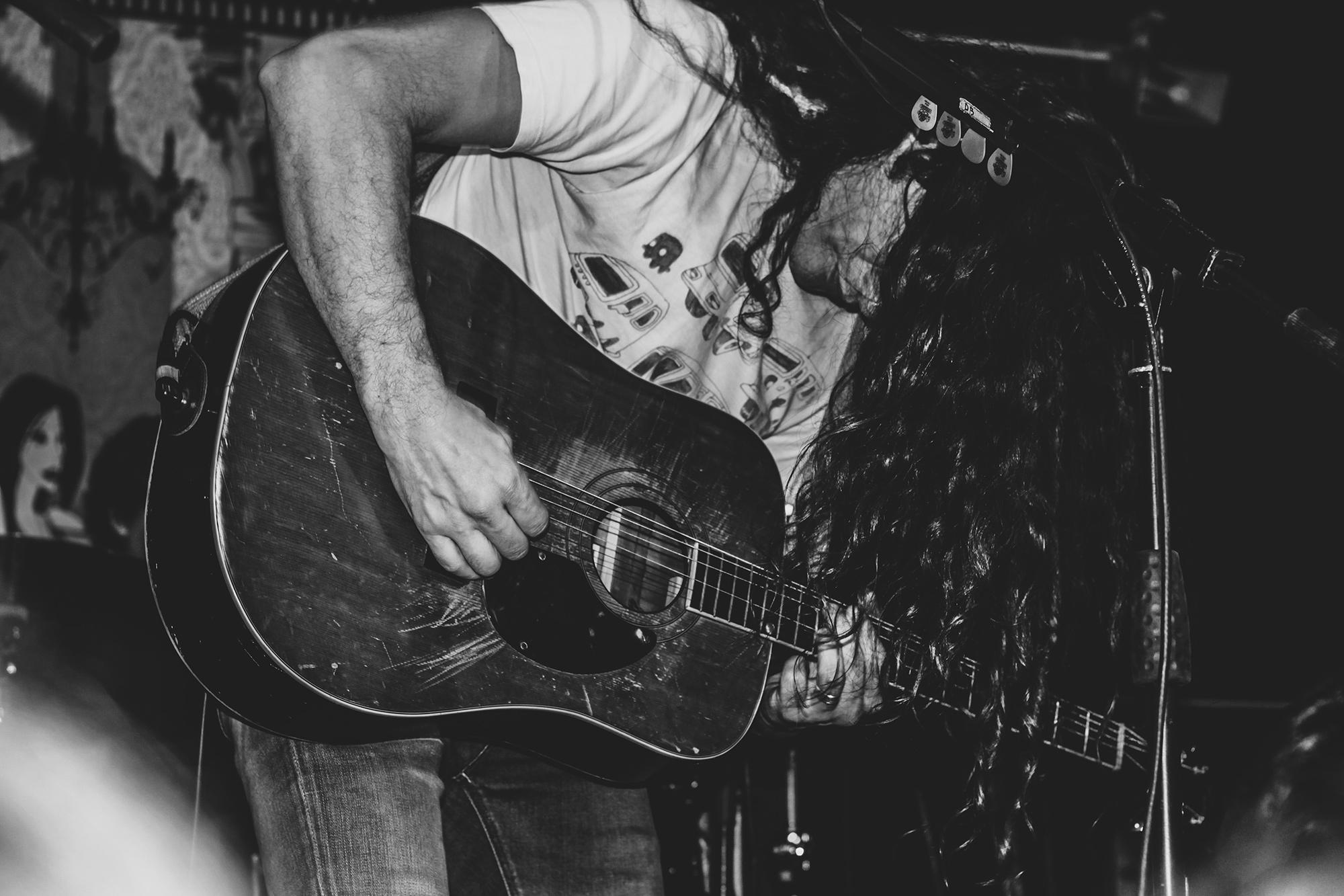 Kurt Vile - Foto: David Rojas