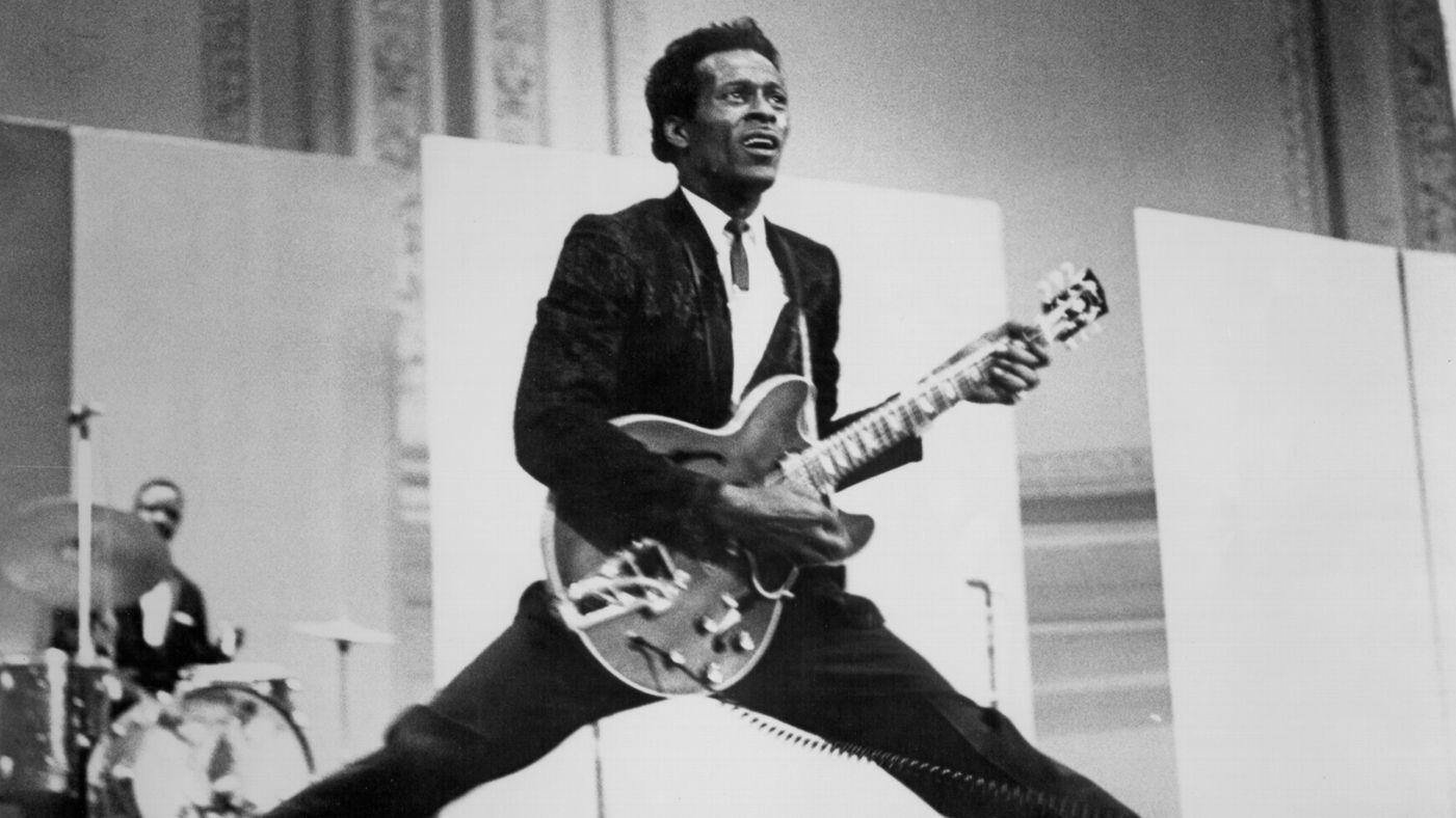 5 Épicos tributos tras su muerte — Chuck Berry