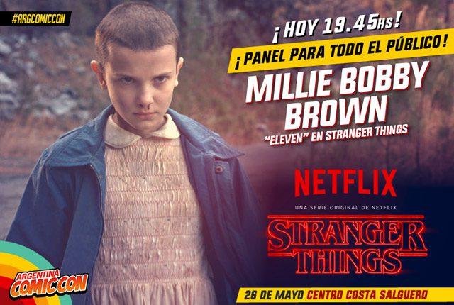 Arrancó la Argentina ComicCon con grandes invitados internacionales