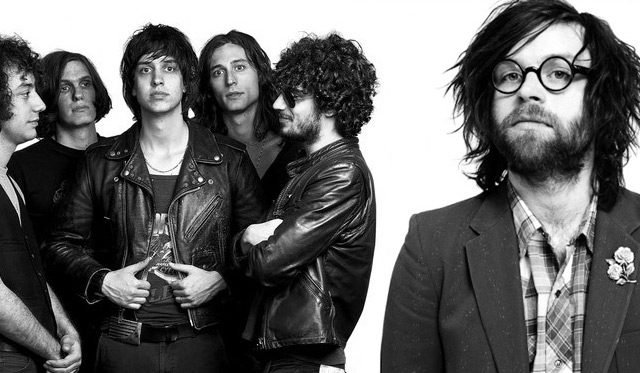The Strokes confieza rivalidad con The Killers: