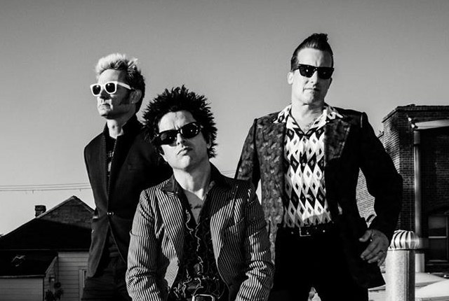Green Day regresa a Lima con su gira Revolution Radio