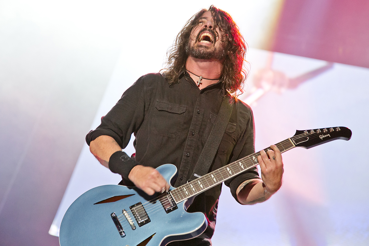 Dave Grohl confiesa: