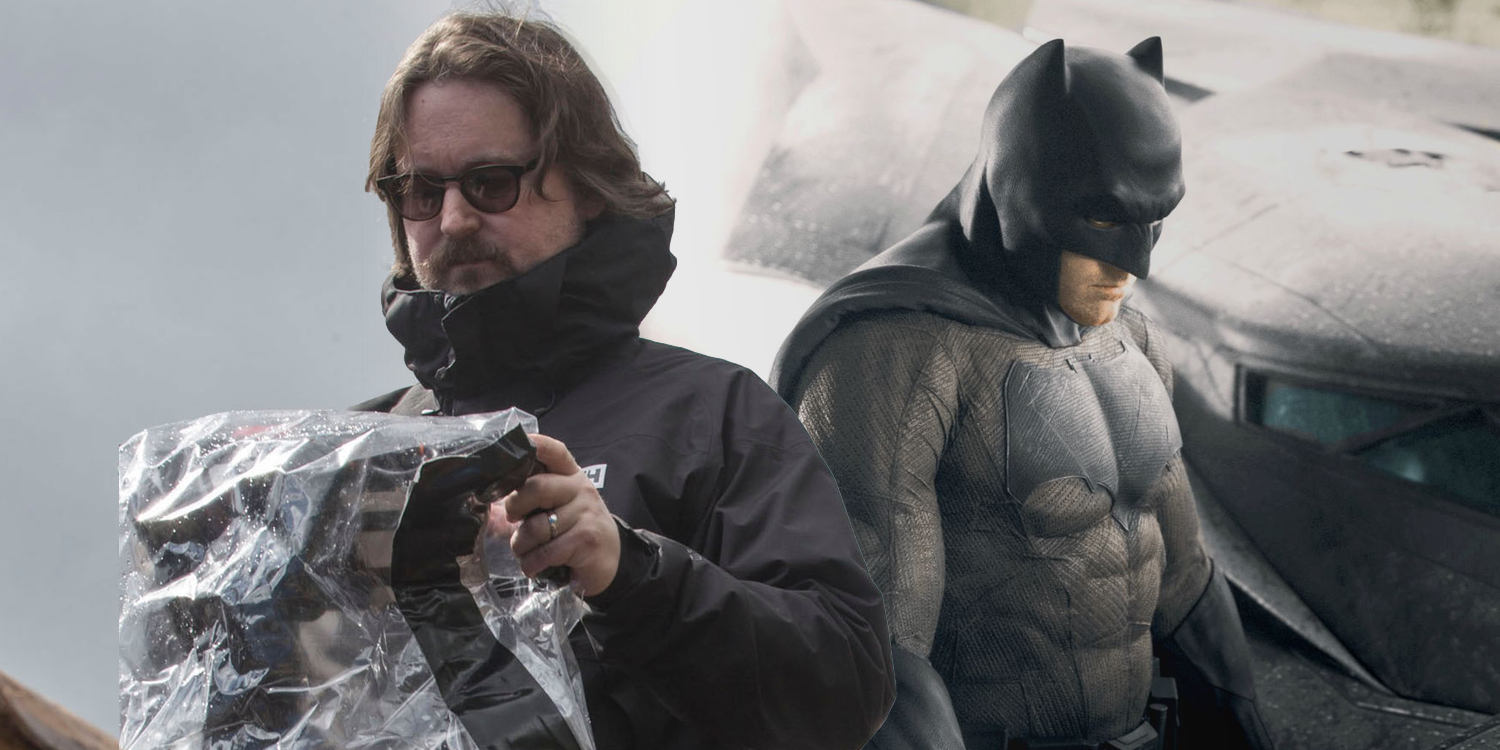 Director de Batman no usará guión de Affleck