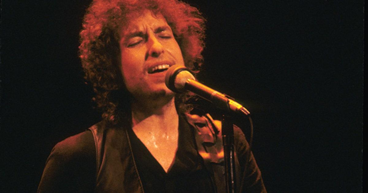 Resultado de imagen de Bob Dylan 'Trouble No More'