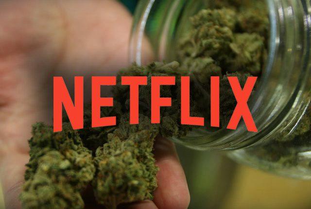 Netflix desarrolló sus propias variedades de marihuana para ver sus series