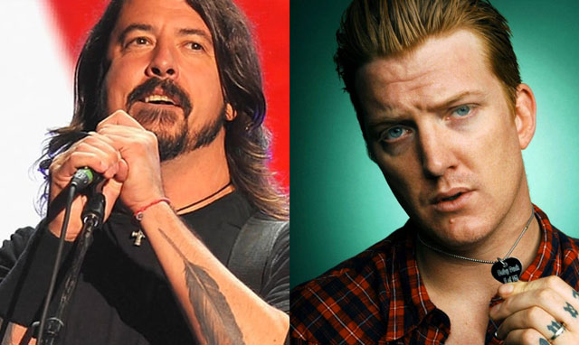 Foo Fighters y Queens Of The Stone Age girarán juntos por Sudamérica