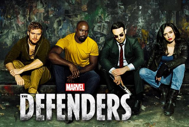 The Defenders es la serie menos vista de Marvel y Netflix