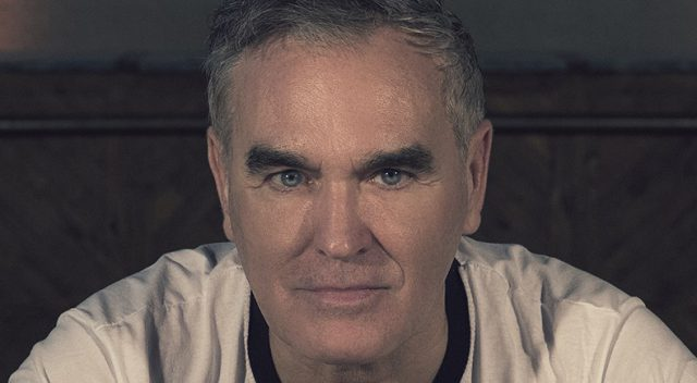 Morrissey defiende a Spacey de las acusaciones sexuales