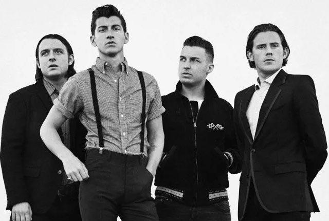 Arctic Monkeys lanza su primer disco en cinco años — Atenti fanáticos