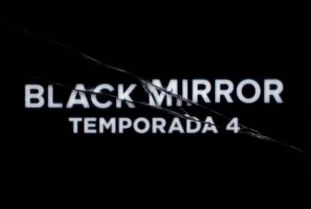 Los escalofriantes avances de la cuarta temporada de Black Mirror — Netflix
