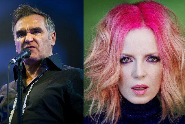 Morrissey 'saca las uñas' por Kevin Spacey y lo considera inocente