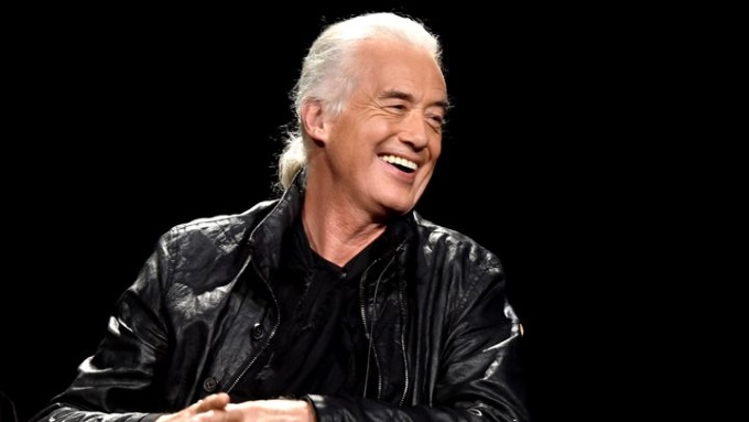 Jimmy Page promete material inédito de Led Zeppelin para el 50° aniversario