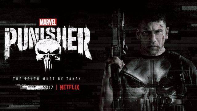 Marvel's The Punisher tendrá una segunda temporada