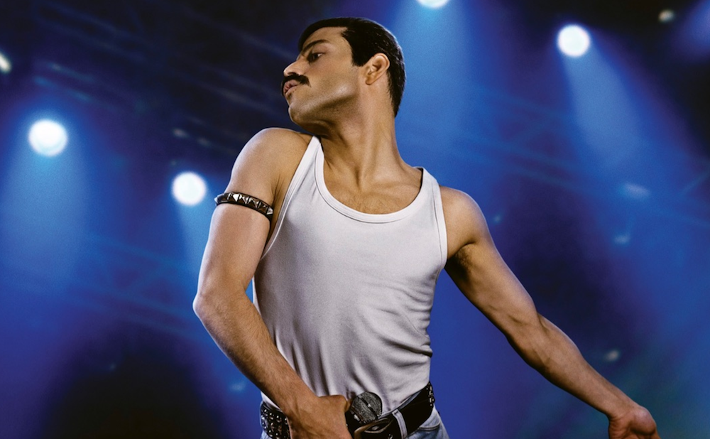 Pausan la producción de la película de Freddie Mercury