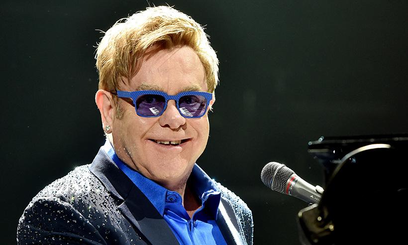 Anuncia Elton John gira del adiós