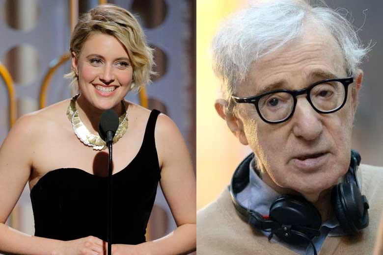 Greta Gerwig quedó arrepentida de trabajar con Woody Allen
