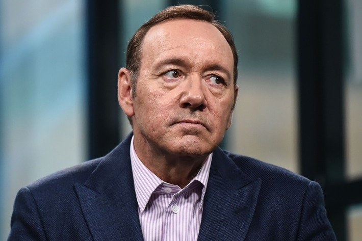 Kevin Space ya no formará parte de House of Cards