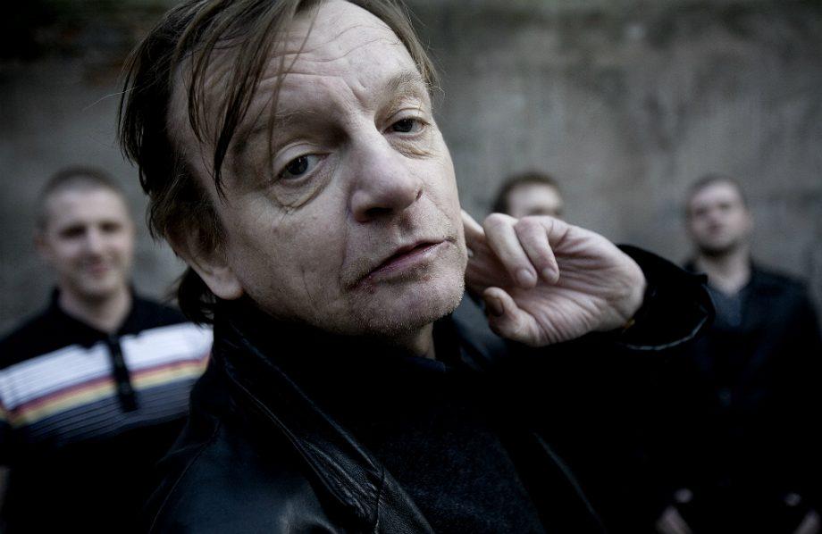 Mark E. Smith de The Fall muere a los 60 años