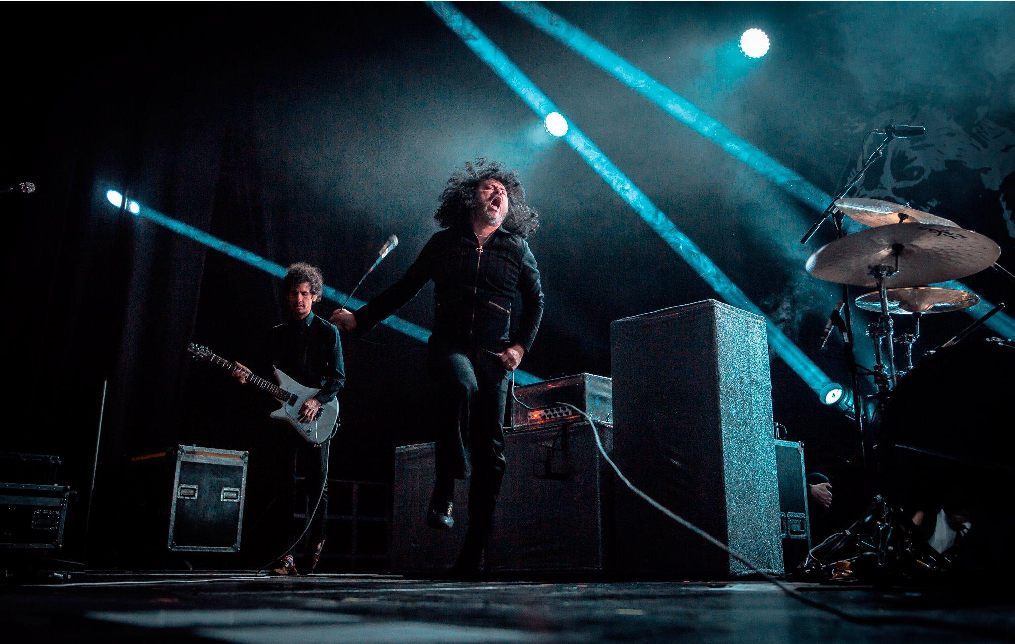 At The Drive In anuncia su debut en Chile para noviembre