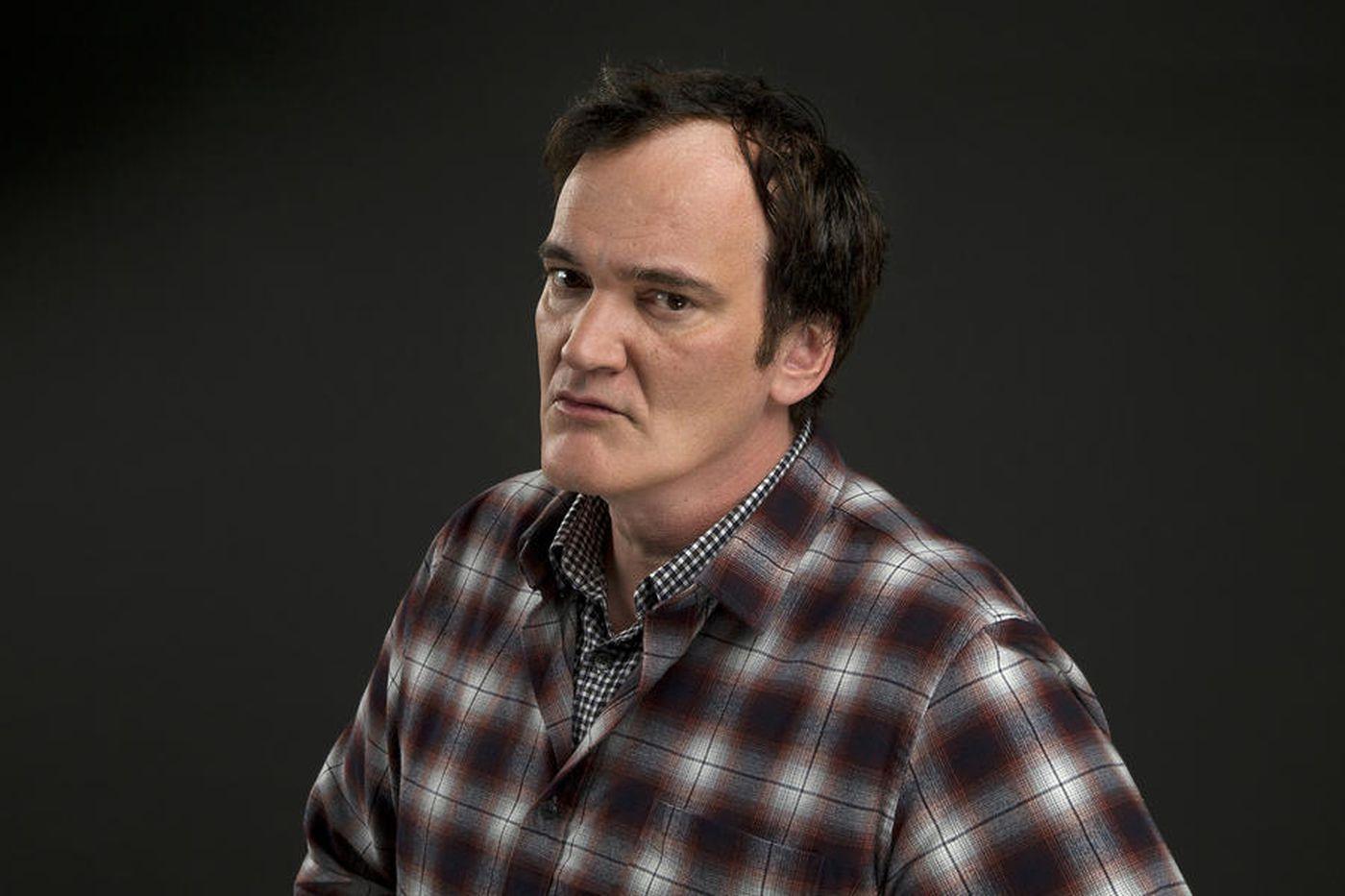 DiCaprio y Pitt son los nuevos Redford y Newman — Tarantino