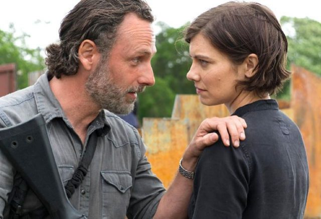 Lauren Cohan regresará para la temporada 9 de The Walking Dead