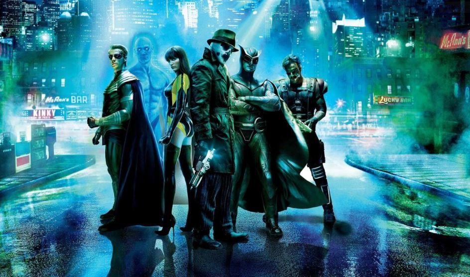 HBO da luz verde a la serie de 'Watchmen'