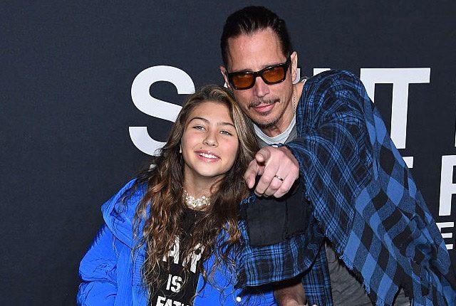 Hija de Chris Cornell comparte un dueto inédito junto a su padre