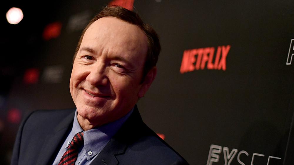 Kevin Spacey vuelve al cine tras el escándalo sexual