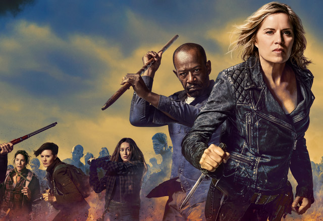 Fear the Walking Dead lanza un nuevo trailer de su cuarta temporada
