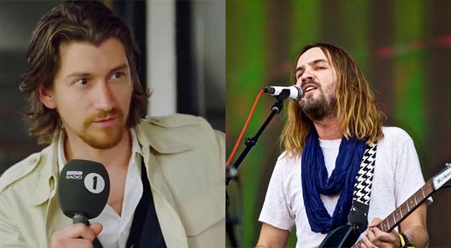 Arctic Monkeys quieren hacer algo junto a Kevin Parker de Tame Impala