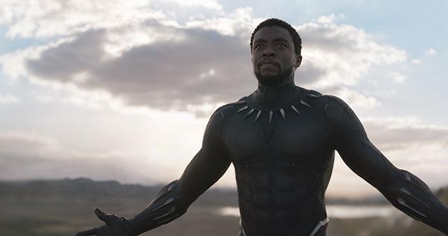 Marvel prepara enorme empuje de Black Panther para un Oscar