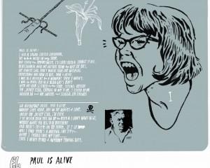 """EL VY canta sobre sus influencias en """"Paul Is Alive"""""""