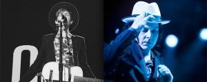 Beck invita a Jack White al escenario: tocan juntos tres canciones