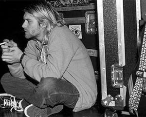 "Escuchá un demo de ""Sappy"", desde el disco solista de Kurt Cobain"