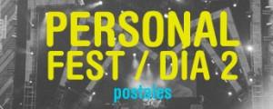Personal Fest 2011 - Día 2