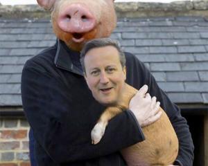 """Banda tributo a los Smiths publica la canción """"Pig's Mouth Strikes Again"""" para David Cameron"""
