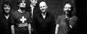 Radiohead está grabando su nuevo disco